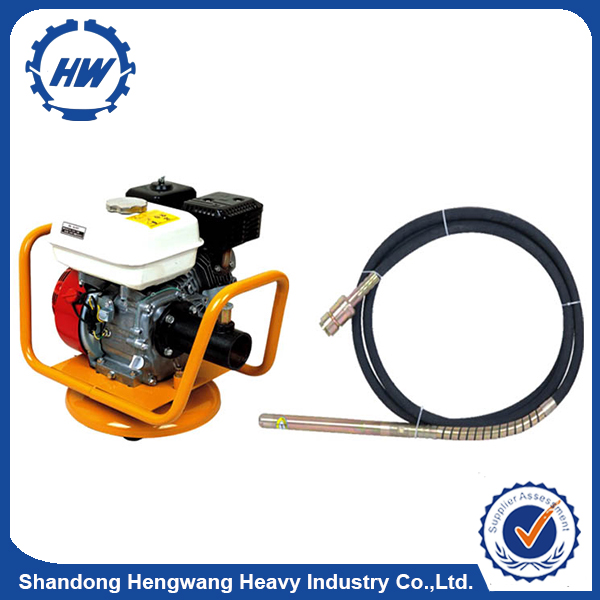 High frequency Honda Robin Gasoline Engine pin type Concrete Vibrator price