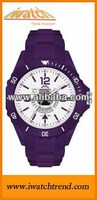 New Products 2013 Silicon Lady Watch Relogios Wrist Watch IT10043