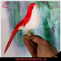 PM 1214 Wholesale Simulation Bird Feather