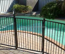 Metal aluminium pool fence panels products