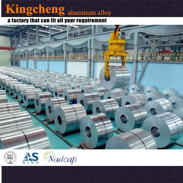 Made from factory hot sale 5000 serious aluminum foil coil production line