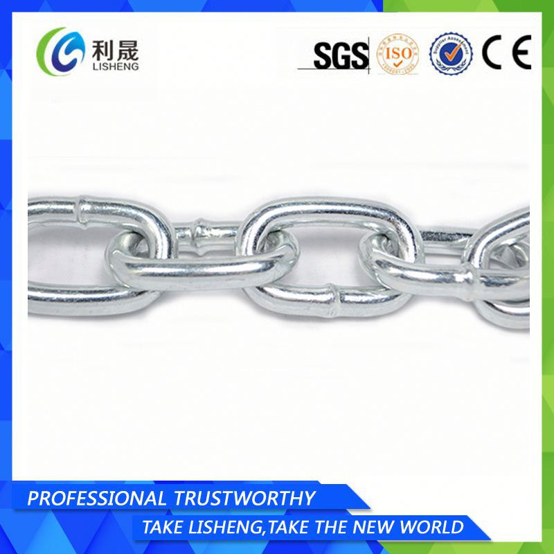 Galvanized Steel Tractor Tire Link Chain