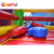 Commercial Inflatable boxing ring with gloves sprot field for sale