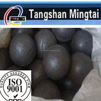 Tangshan mingtai diameter 50mm alloy casting steel iron ball for ball mill with low price