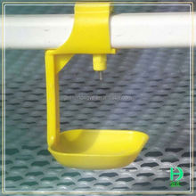 2015 high quality new design labor saving automatic drinker for birds for different size animal