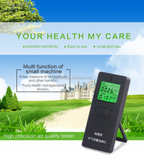 Hot Sell ! high precision volatile organic compounds TVOC monitor and HCHO monitoring from Ohmeka