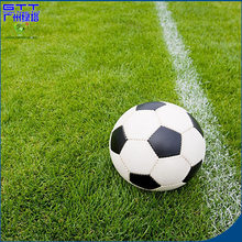 China manufacturer football synthetic turf grass covering/fustal fake grass