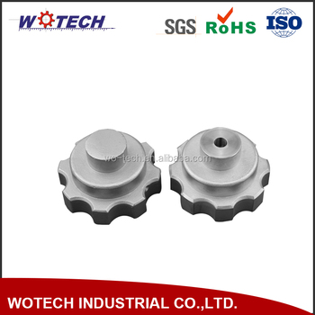 OEM Precision Casting Gear Part