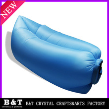 2016 New inflatable air sleep camping bed for outdoor lazy sleep bed / lazy sofa /bed