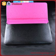 supremacy black +elegant rose red tablet pc sleeve,pu tablet pc sleeve , tablet pc sleeve bag case for sexy girl