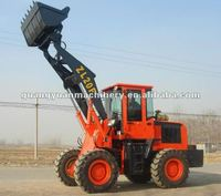 High quality European South America 2.0ton front loader