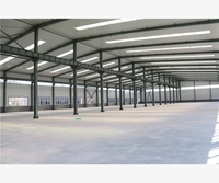 economical prefabsale automobile showroom and workshop construction