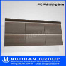 Eaves fascia for Exterior Wood Grain American Lap pvc vinyl siding