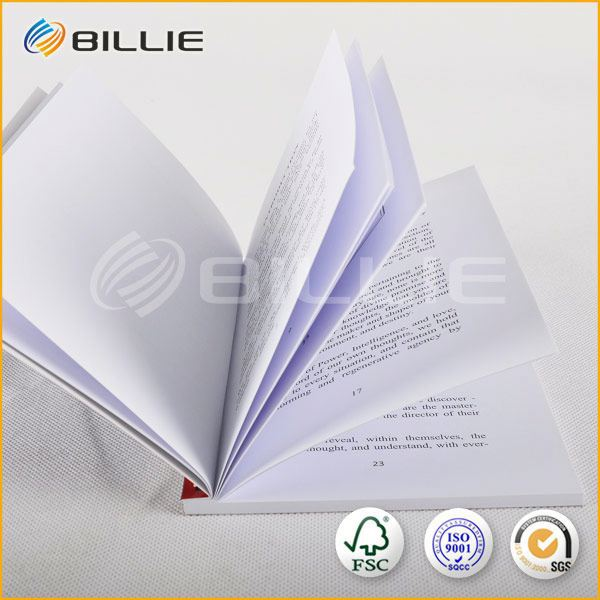 Reliable Business Partner of BILLIE Printing Coupon Book With Perforation Line