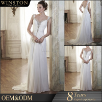 Alibaba Wholesale chiffon brides maid dress clothes wedding dress