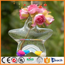 Wholesale handblown glass terrarium decoration