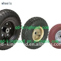 High Quality Rubber Wheels For Trolley