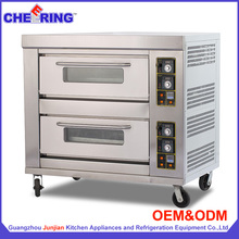 Trade assurance guarantee quality commercial bakery pizza oven for sale