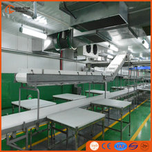 Hygienic Primal Cutting Beef Deboning Line Meat Processing