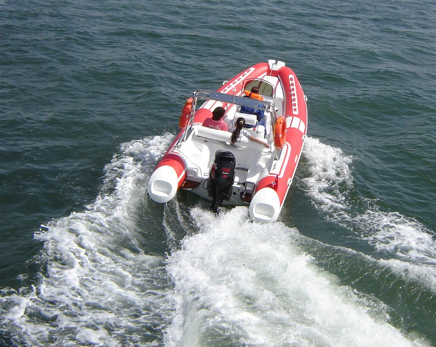 Inflatable Boat, Raft,