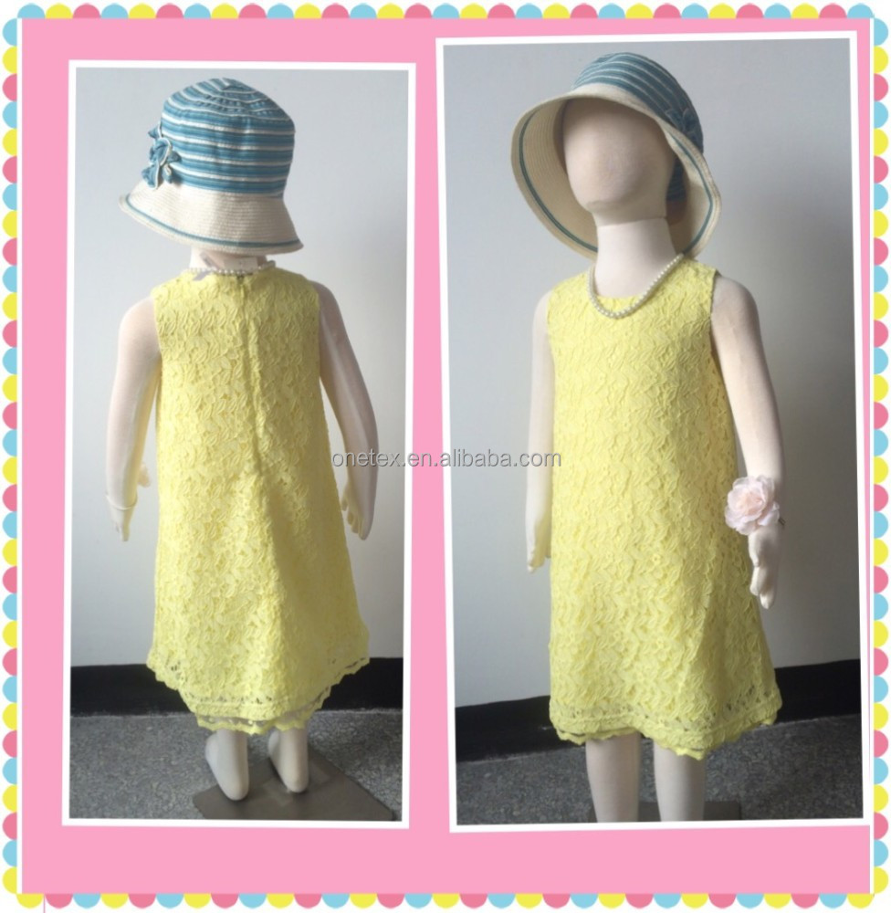 Kid's lace dress