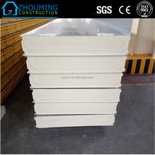 Prefabricated Cheap steel wall insulated wholesale china sandwich panel