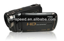 Cheap high quality Full HD digital video camera stock / 12 MP digital zoom times 10 / 3 inch TFT LCD / 16 pixels