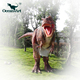 OA5251 Professional factory outlet life size hidden legs dinosaur costume