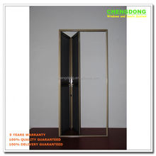 transparent horizontal folding door/Fold Away Screen Doors/Foldaway Patio Doors