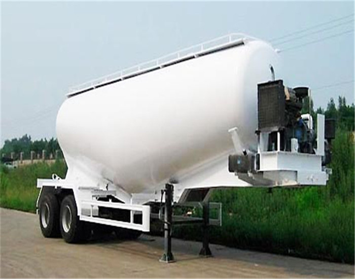 Alibaba Trade Assurance China Used Concrete Bulk Cement Tanks With Air Compressor For Sale