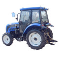 Agriculture usage new condition farm machinery 50 hp tractor in Ethiopia