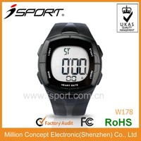 Watch with Pulse Monitor Function smart watch with heart rate monitor