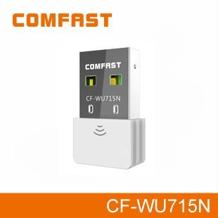 COMFAST CF-WU715N 150Mbps Mini Broadband Wireless Rj45 To Usb Adapter