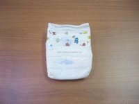 high quality and low price sleepy baby diaper with PP tapes
