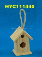 wooden bird carrier