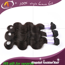 Body Wave Style and Human Hair Material russian