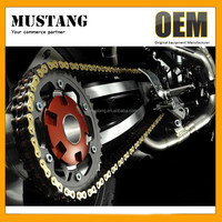 Motorcycle chain kit, 420 bicycle chain with high quality and performance