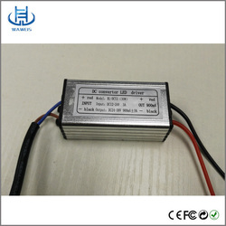 70w 12v/24v waterproof electronic led driver IP67 for street lamp
