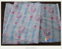 Factory Supply Printing Nylon Bath Shower Towel Japanese Wash Cloth