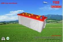 calcium auto dry car battery 80ah
