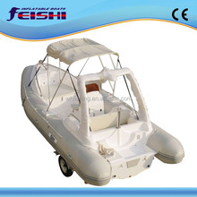 High Quality New Product Low Price Professional RIB Inflatable Boat