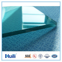 High quality 100% virgin Sabic/Lexan/Bayer polycarbonate material PC building material polycarbonate solid sheets 1220*2440