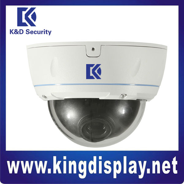 "1/3"" SONY CCD Waterproof WDR/BLC/3D DNR Vandal-proof Dome CCTV Security Camera"