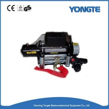 High Speed Electric Winch/Fast Line Speed Electric Winch