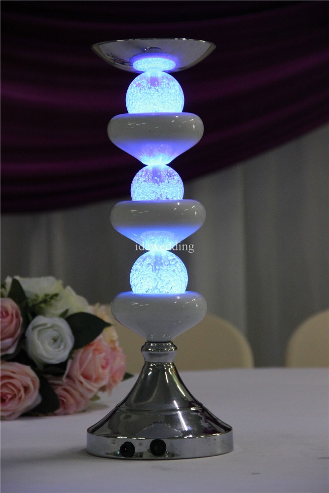 IDA engraved party favors, engraved led centerpiece (IDATC304)