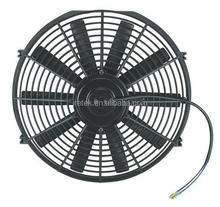 "Hot selling condenser fan for 10"" slim bus air conditioning fan for refrigerator car"