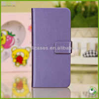 Fashion case for iphone 5c leather case