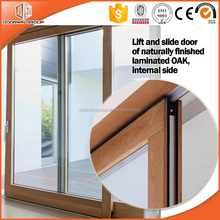Main wooden door window grill design by alibaba door supplier