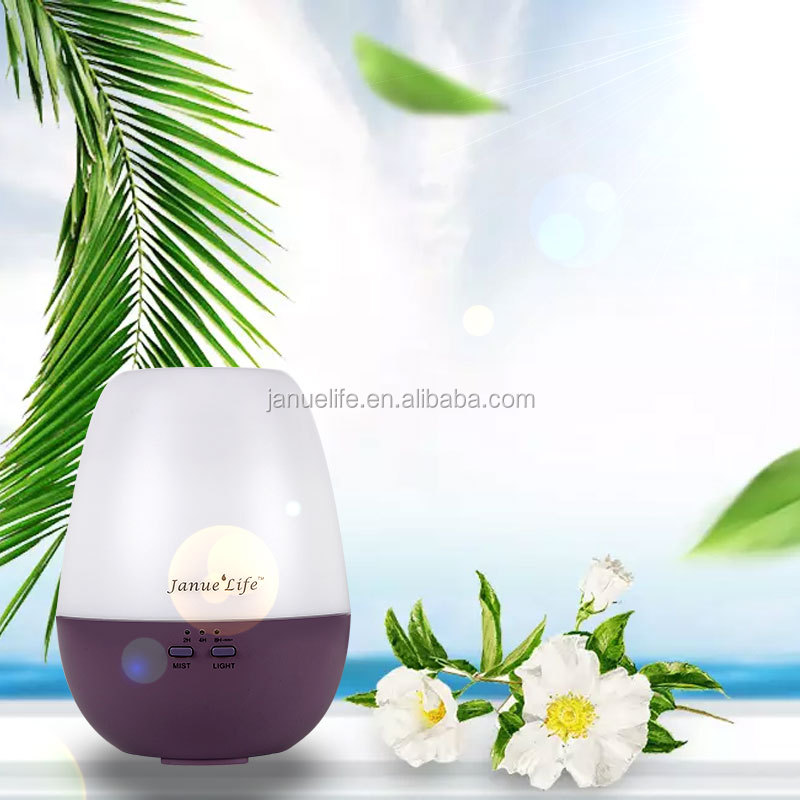 High Quality Diffuser Essential oil 200ml Gracefully Aromtherapy diffuser for Home Beed Room Office