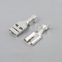 DJ622-D6.3A China WZEP Brass Parts For CDI Connector